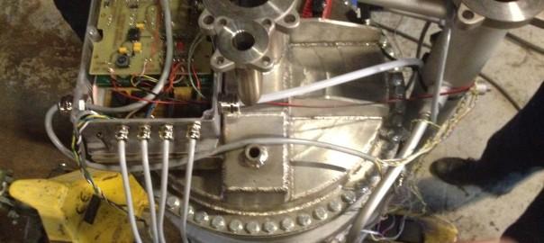 TM65 E Engine controller