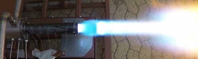 Second BPM2 hot fire.