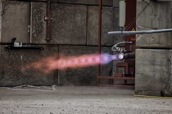 BPM5 shows some muscle during its first test fire on May 10th 2015.