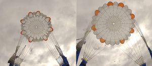 Parachute Reefing